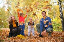 Экологическое воспитание в семье.