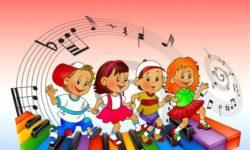 Фоновая музыка в жизни ребенка.