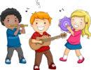 Основные виды музыкально-дидактических игр и пособий в музыкально-сенсорном развитии дошкольников